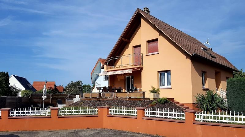 Sale house / villa Wolfgantzen 296800€ - Picture 8