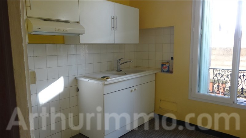 Rental apartment Lodeve 435€ CC - Picture 1