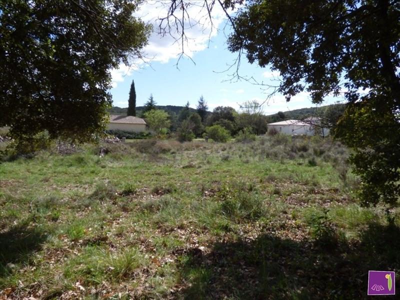 Vendita terreno Vallon pont d arc 65000€ - Fotografia 5