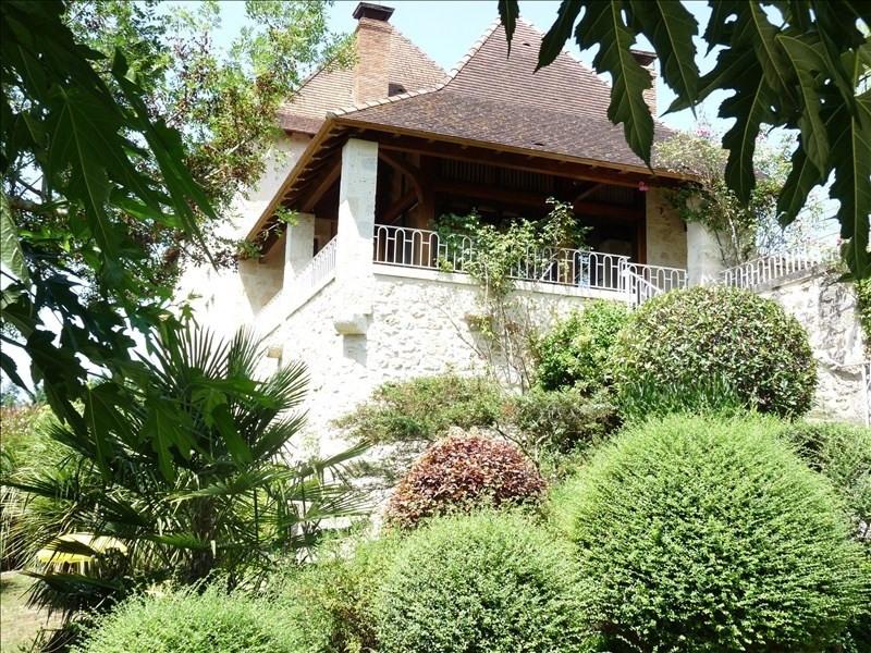 Vente de prestige maison / villa Nerac 737000€ - Photo 1
