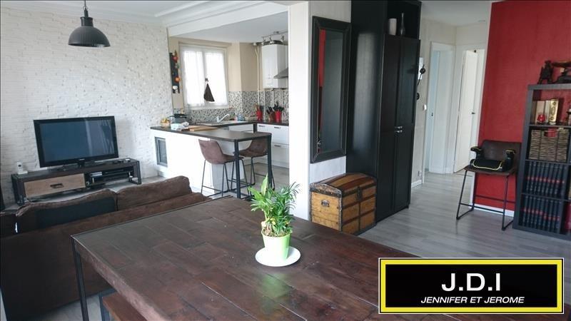 Vente appartement Enghien les bains 320000€ - Photo 2