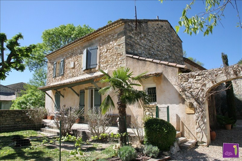 Deluxe sale house / villa Uzes 798 000€ - Picture 2