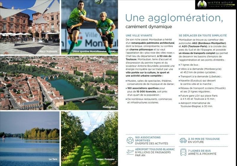 Vendita appartamento Montauban 155500€ - Fotografia 9