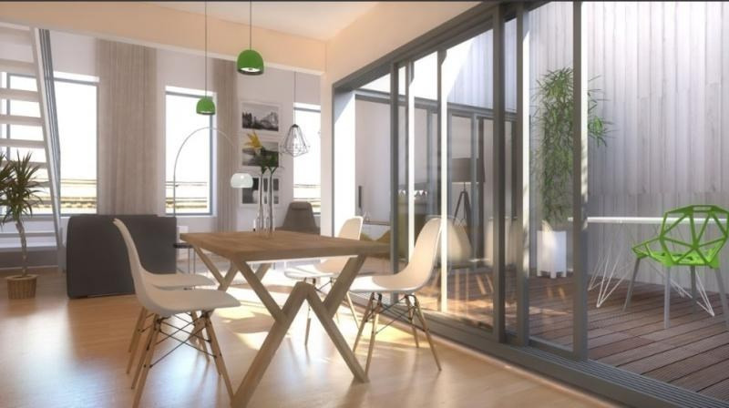 Produit d'investissement appartement Bordeaux 433 908€ - Photo 5