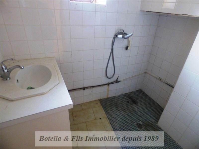 Vente maison / villa Uzes 160000€ - Photo 10