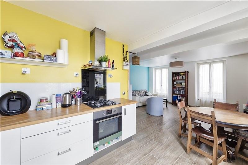 Sale apartment Paris 14ème 530000€ - Picture 3