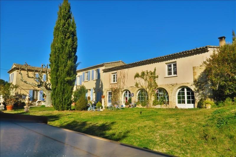 Vente de prestige maison / villa Lambesc 895000€ - Photo 2