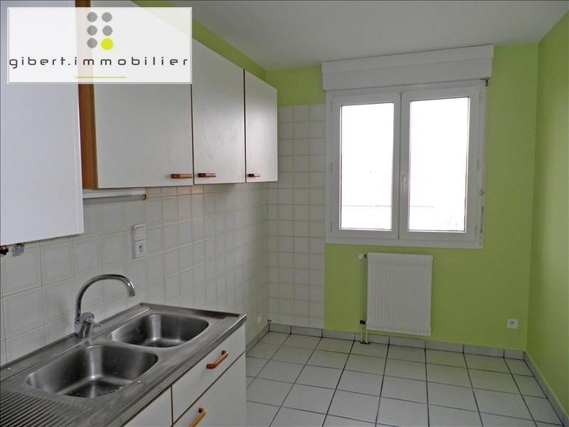 Rental apartment Le puy en velay 691,79€ CC - Picture 1