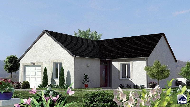 Maison  4 pièces + Terrain 1068 m² Nogent sur Vernisson par MAISONS CPR
