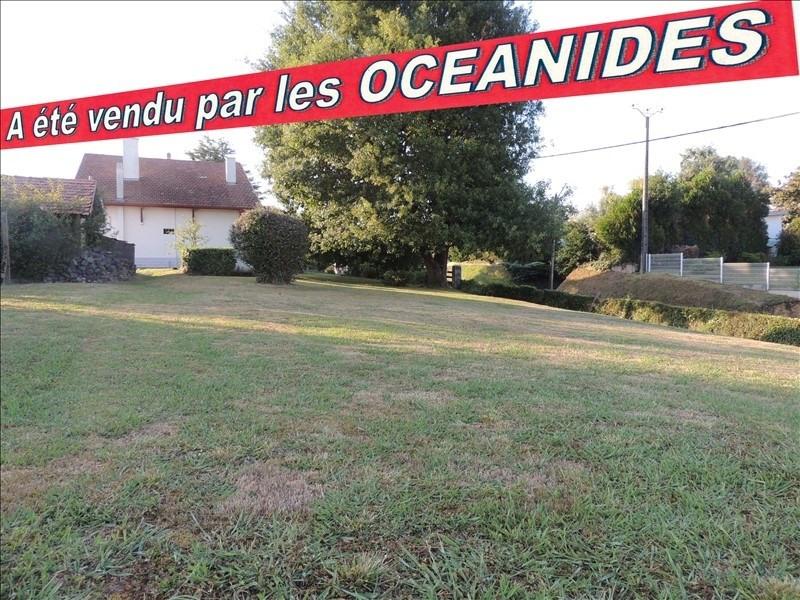 Sale site Ondres 150000€ - Picture 1