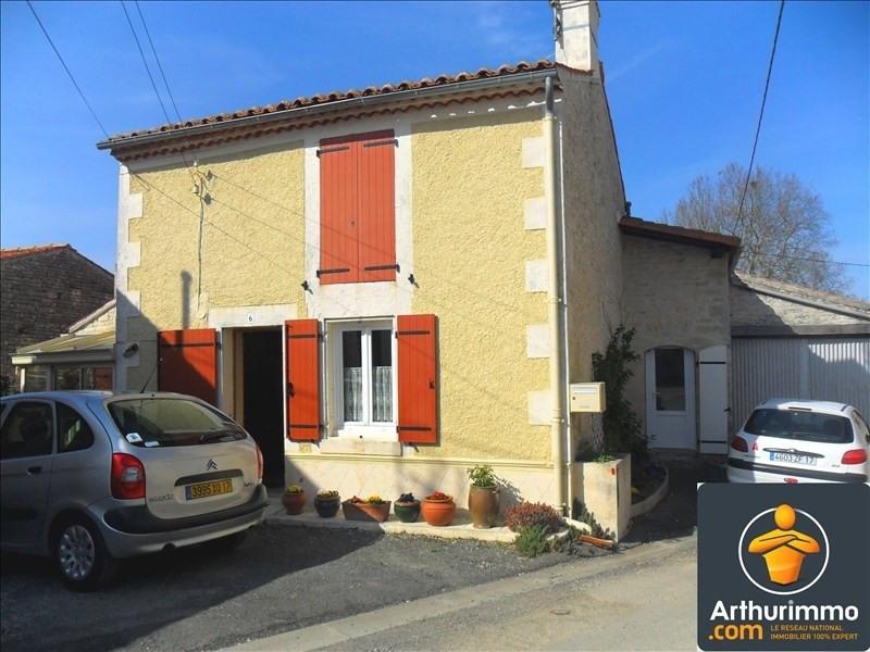 Sale house / villa Aulnay 74500€ - Picture 1