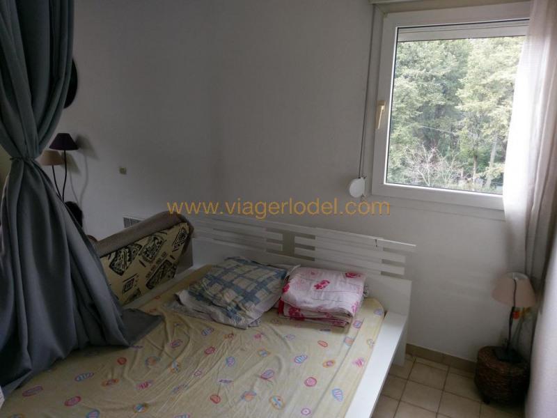 Verkauf auf rentenbasis wohnung Nîmes 28000€ - Fotografie 6
