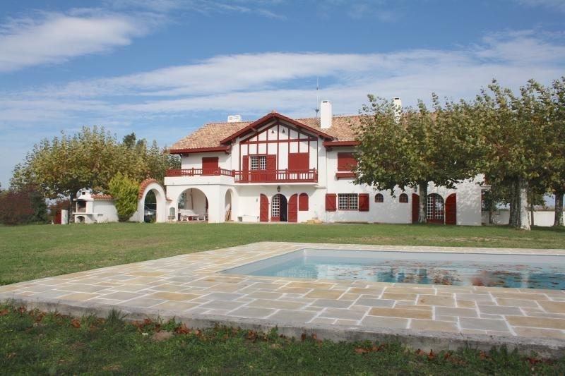Vente de prestige maison / villa Urrugne 2120000€ - Photo 1