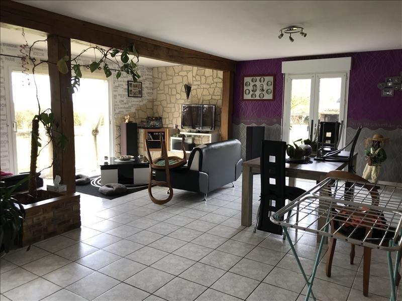 Sale house / villa Vesly 184000€ - Picture 2