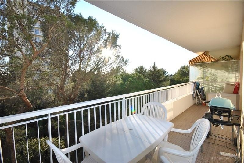 Sale apartment St raphael 243000€ - Picture 1