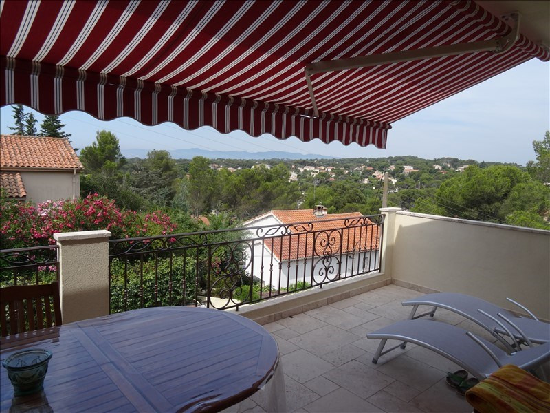 Vente de prestige maison / villa Boulouris 940 000€ - Photo 4