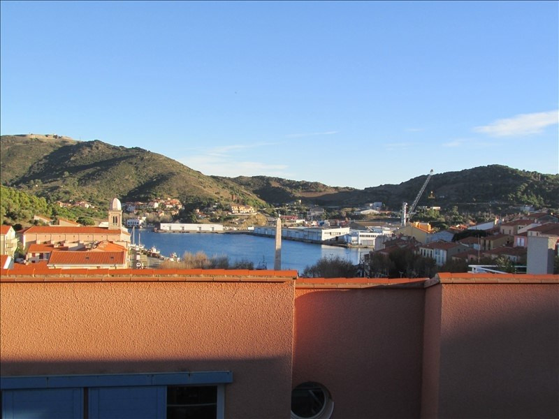 Sale apartment Port vendres 294 000€ - Picture 2