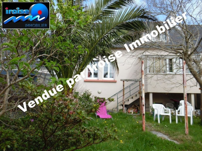 Sale house / villa Brest 149 200€ - Picture 1