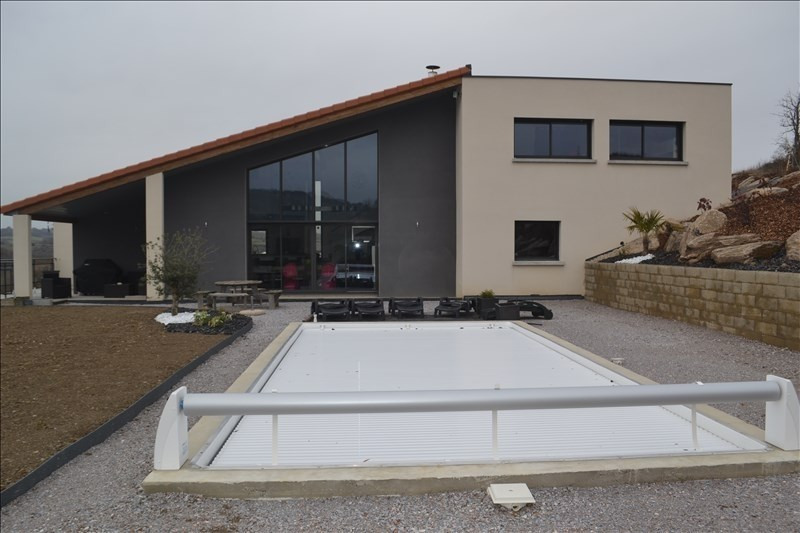 Deluxe sale house / villa St rome de cernon 445200€ - Picture 1