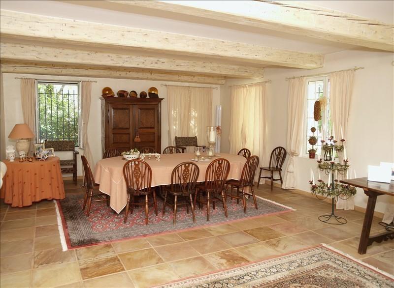 Vente de prestige maison / villa Le cannet des maures 2950000€ - Photo 4