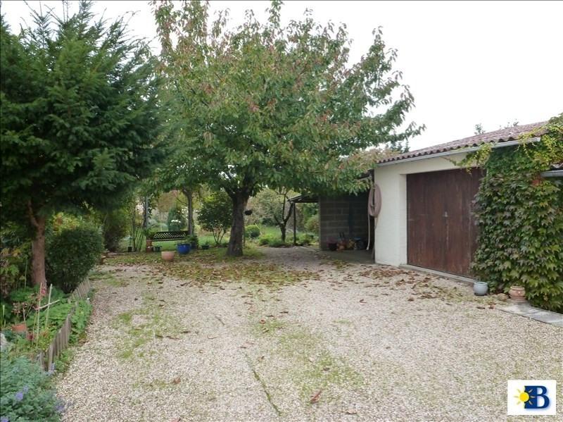 Vente maison / villa Chatellerault 127200€ - Photo 9