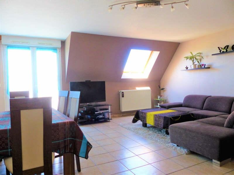 Vente appartement Rohrwiller 178899€ - Photo 2