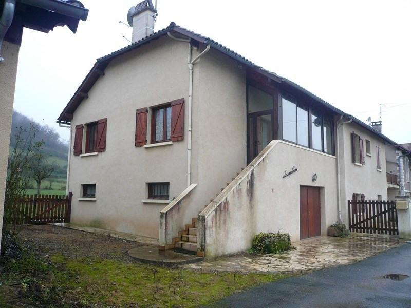 Vente maison / villa Capdenac gare 127800€ - Photo 1