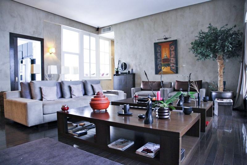 Immobile residenziali di prestigio appartamento Paris 16ème 2200000€ - Fotografia 1