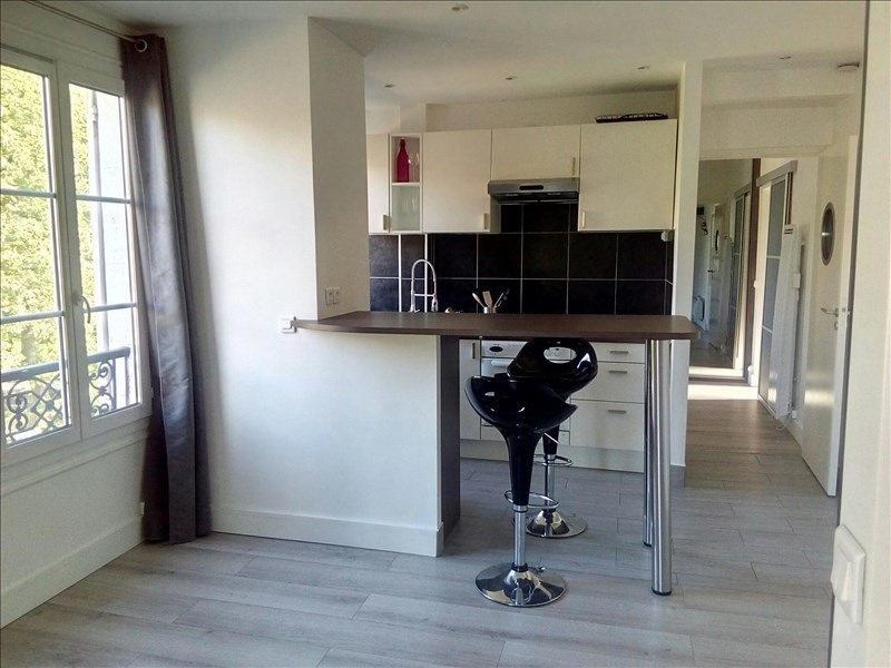 Rental apartment Boulogne billancourt 1305€ CC - Picture 1