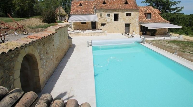 Vente de prestige maison / villa Lamonzie montastruc 435000€ - Photo 3