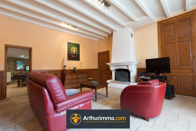 Vente maison / villa Aoste 248 000€ - Photo 2
