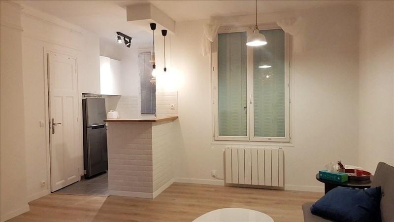 Rental apartment Clamart 1200€ CC - Picture 4