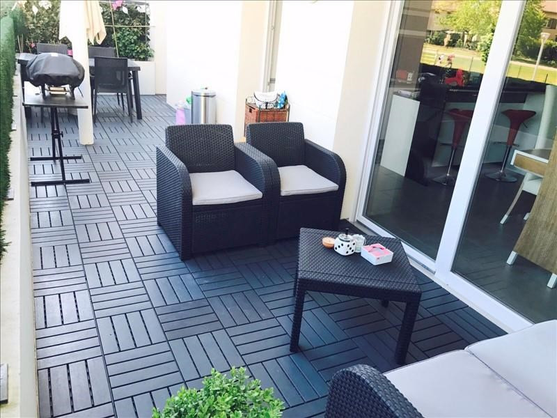 Vente appartement St genis pouilly 306000€ - Photo 6
