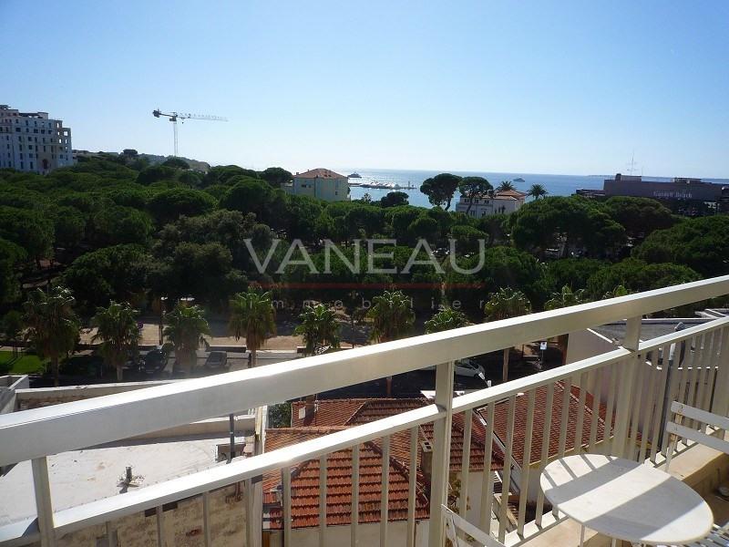 Vente appartement Juan-les-pins 155000€ - Photo 1