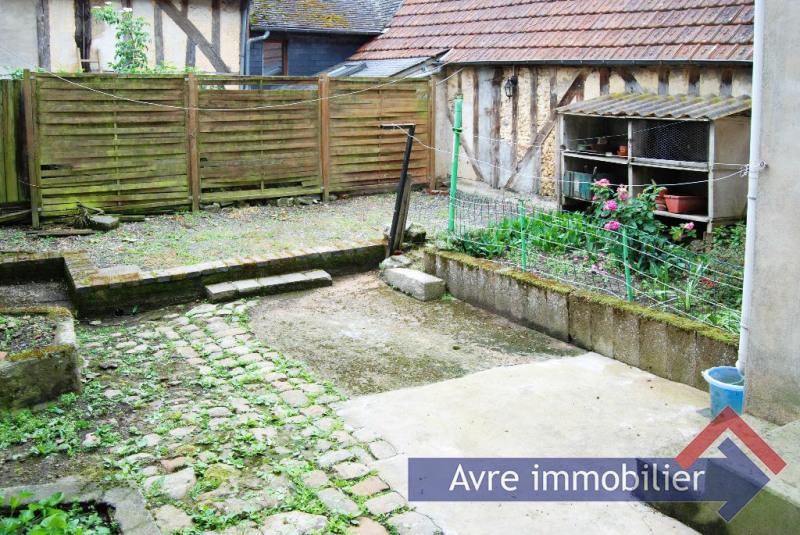 Sale house / villa Verneuil d avre et d iton 97500€ - Picture 5
