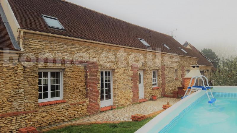 Maison longère Abbécourt