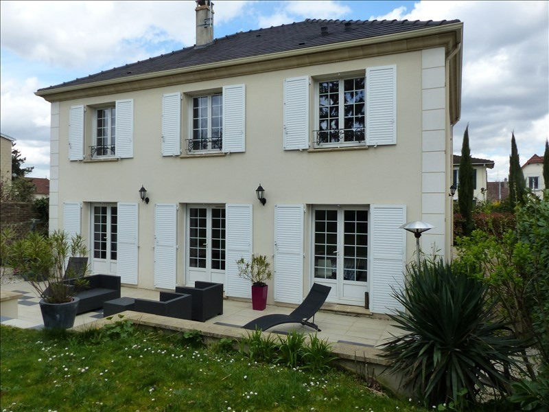 Sale house / villa Sannois 595 000€ - Picture 1