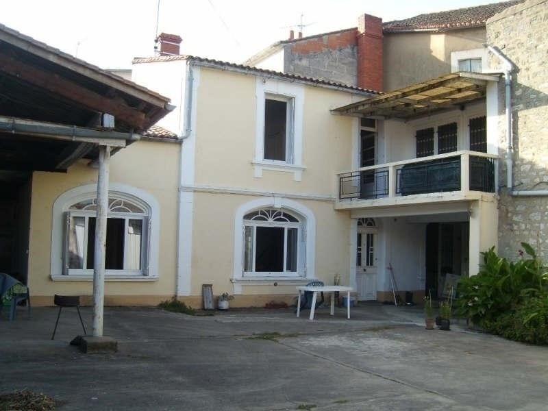 Vente immeuble Ruelle sur touvre 196000€ - Photo 2