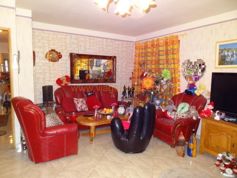 Vitalicio  casa Aspiran 70000€ - Fotografía 3