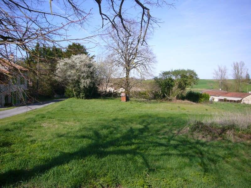 Vente terrain Bourdeilles 18000€ - Photo 1
