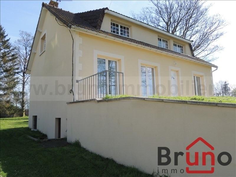 Verkoop  huis Noyelles sur mer 192900€ - Foto 1