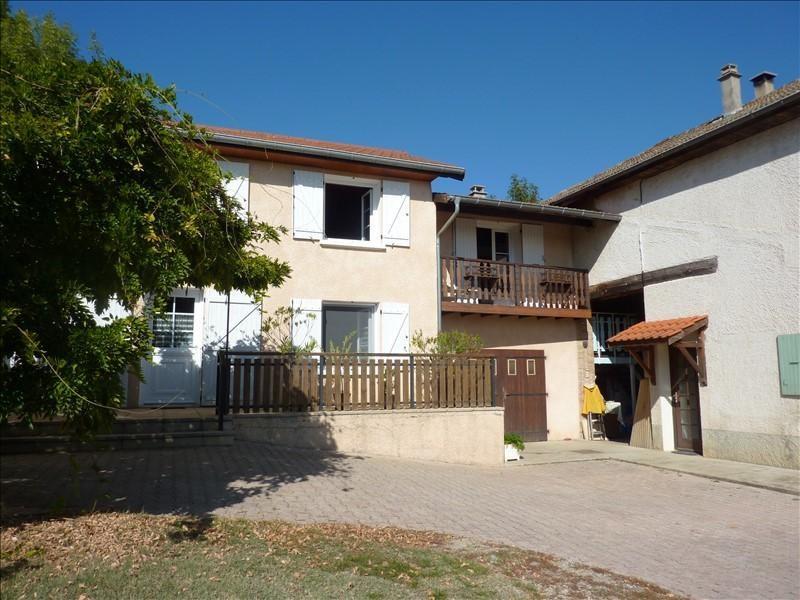 Sale house / villa Bellegarde poussieu 268000€ - Picture 1