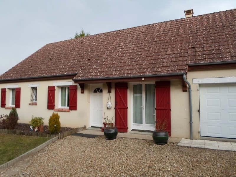 Vente maison / villa Gy en sologne 143100€ - Photo 1