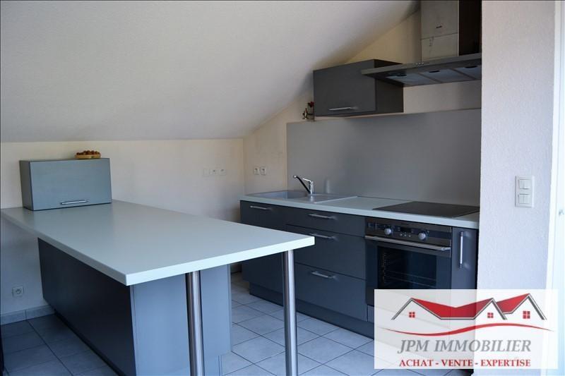 Sale apartment Scionzier 132500€ - Picture 2