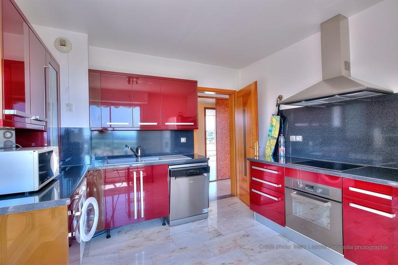 Verkauf von luxusobjekt wohnung Antibes 895000€ - Fotografie 8