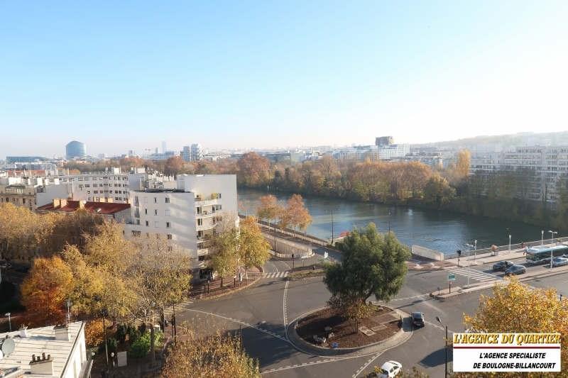 Vente appartement Boulogne billancourt 387000€ - Photo 1