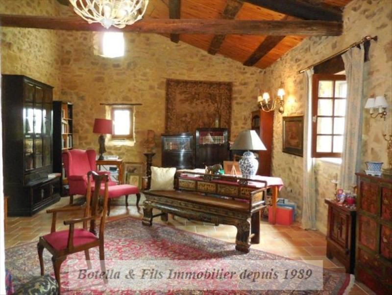 Verkauf von luxusobjekt haus Uzes 569000€ - Fotografie 12