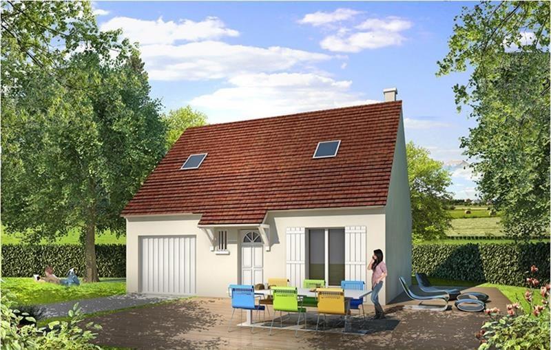 Maison  5 pièces + Terrain 411 m² Le Perray en Yvelines (78610) par MAISONS BARILLEAU