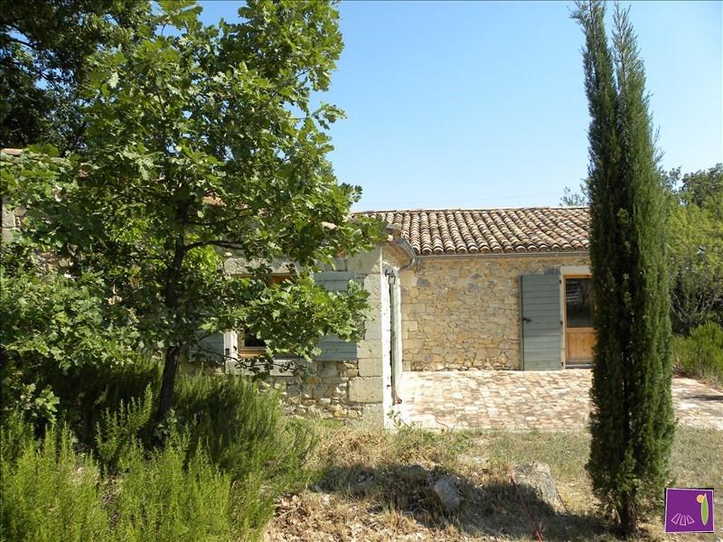 Vente maison / villa Lussan 269500€ - Photo 2