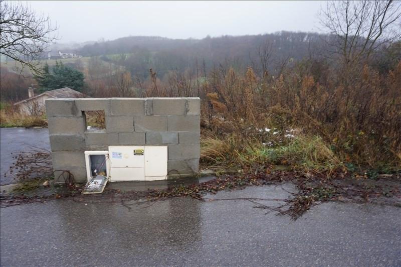 Vendita terreno Vienne 106000€ - Fotografia 1
